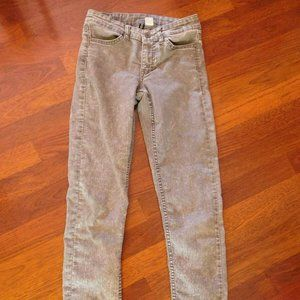 H&M Divided Stonewash Gray Skinny Jeans - Sz. 2